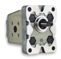 Aluminium Cover Gear Pumps 1P-K1P