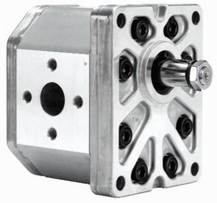 Aluminium Cover Gear Pumps ALP1, ALP1A