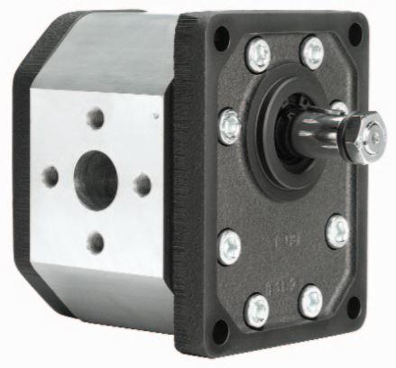 Cast Iron Cover Gear Pumps GHP3, GHP3A