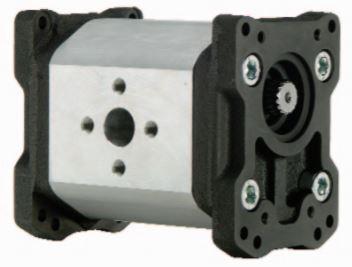Cast Iron Cover Gear Pumps GHP1, GHP1A
