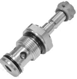 VEI-8A-09-NA 2-way Normally Open Special Cavity, 017-E