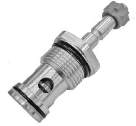 VEI-8A-12-NA 2-way Normally Open Special Cavity, 021-E