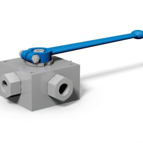 NDRV Flow control check valve for piping-system assembly