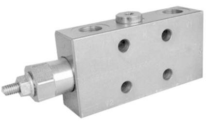 A-VBSO-SE-30-FC2-PI-PL Single Counterbalance