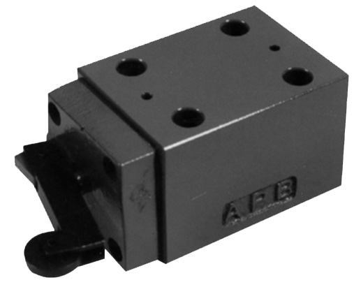 DCG Cam Operated Directional Valve