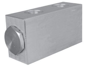DRF 02,03 Flow Divider, Combiner
