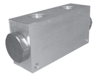 DRF 04,05 Flow Divider, Combiner