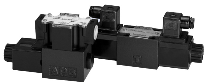 DSG-02 Solenoid Operated Directional Valve