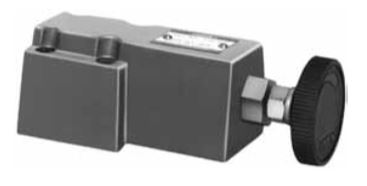 DT-01 Remote Control Relief Valves