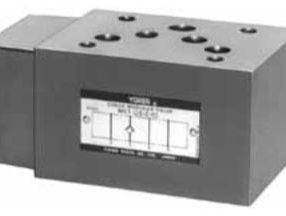 MCP, MCA, MCB, MCT-03 Check Modular Valves