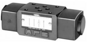 MPA, MPB, MPW-01 Pilot Operated Check Modular Valves