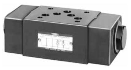 MPA, MPB, MPW-03 Pilot Operated Check Modular Valves