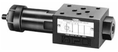 MRP, MRA, MRB-01 Reducing Modular Valves