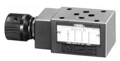 MSCP-01 Check and Throttle Modular Valves