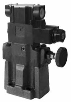 SBSG Low Noise Type Solenoid Controlled Relief Valves