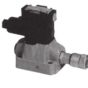 SF, SDF Solenoid Operated Flow Control Valve