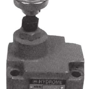 SR Throttle Valve and Thortthle with Check Valve