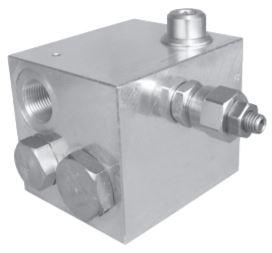 VEP-VSP2 Pump Unloading