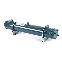 Heat Exchangers Hydrome HT, HH (no) Fintube Type Oil Cooler