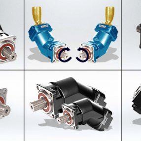 A8PD Bent Axis Piston Pumps