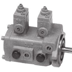 DVP-F20+20 Variable Double Vane Pumps