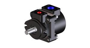 Vane pumps type PFE-31, PFE-41, PFE-51