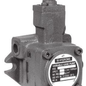 VP-F12, 15, 20 Variable Displacement Vane Pump