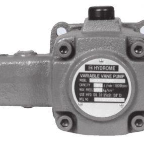 VP-F23, 26, 30, 40 Variable Displacement Vane Pumps