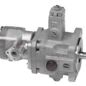 VPG-F Variable Displacement Vane Pump + Gear Pump